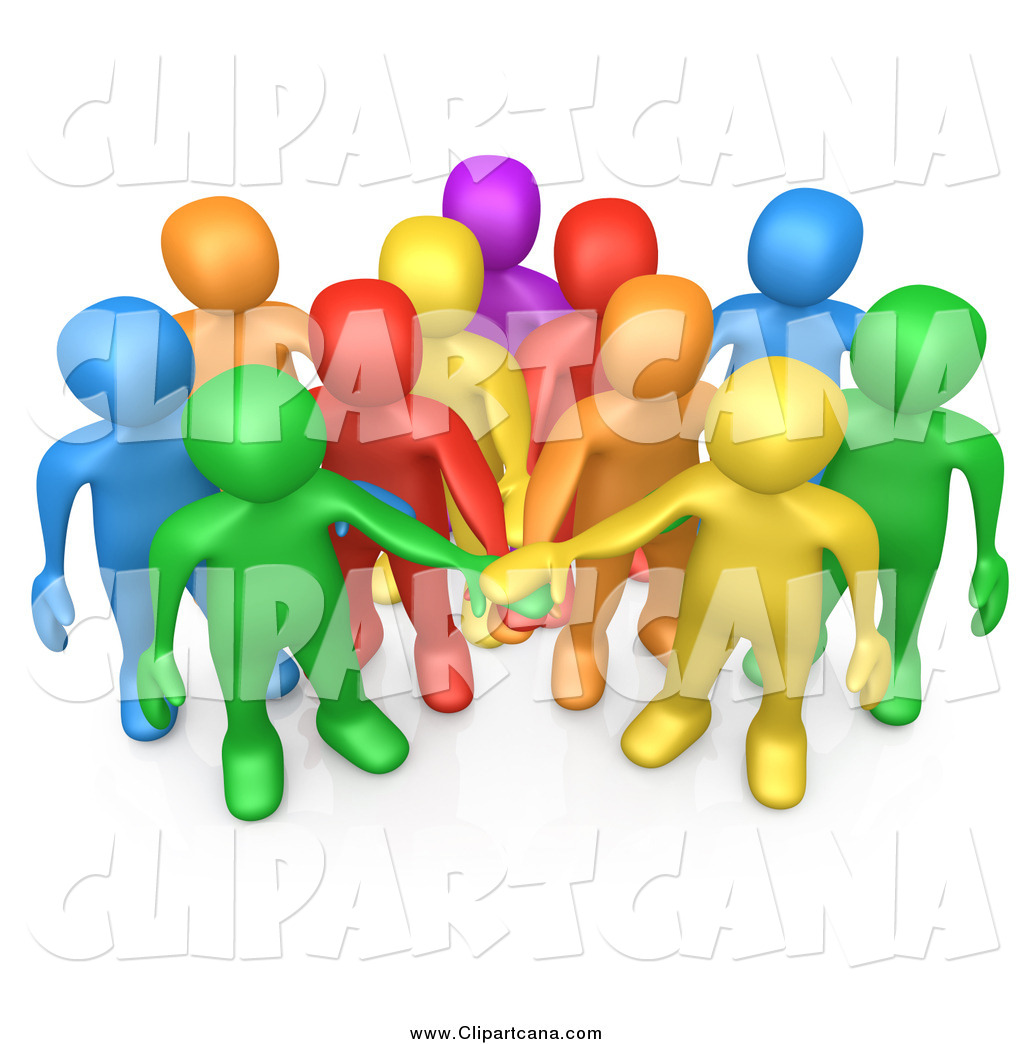 Clip Art Of Group Of People 78