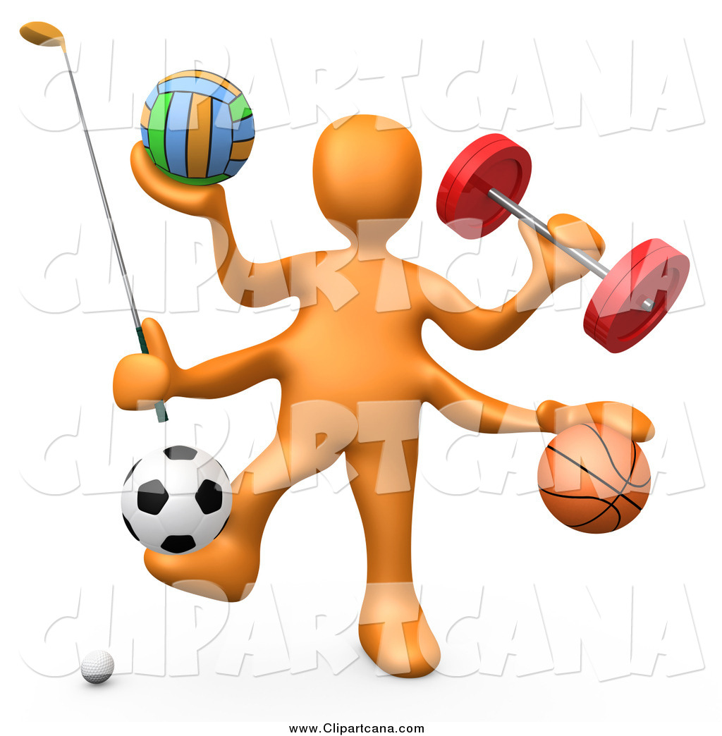 free clipart of sports equipment - photo #45