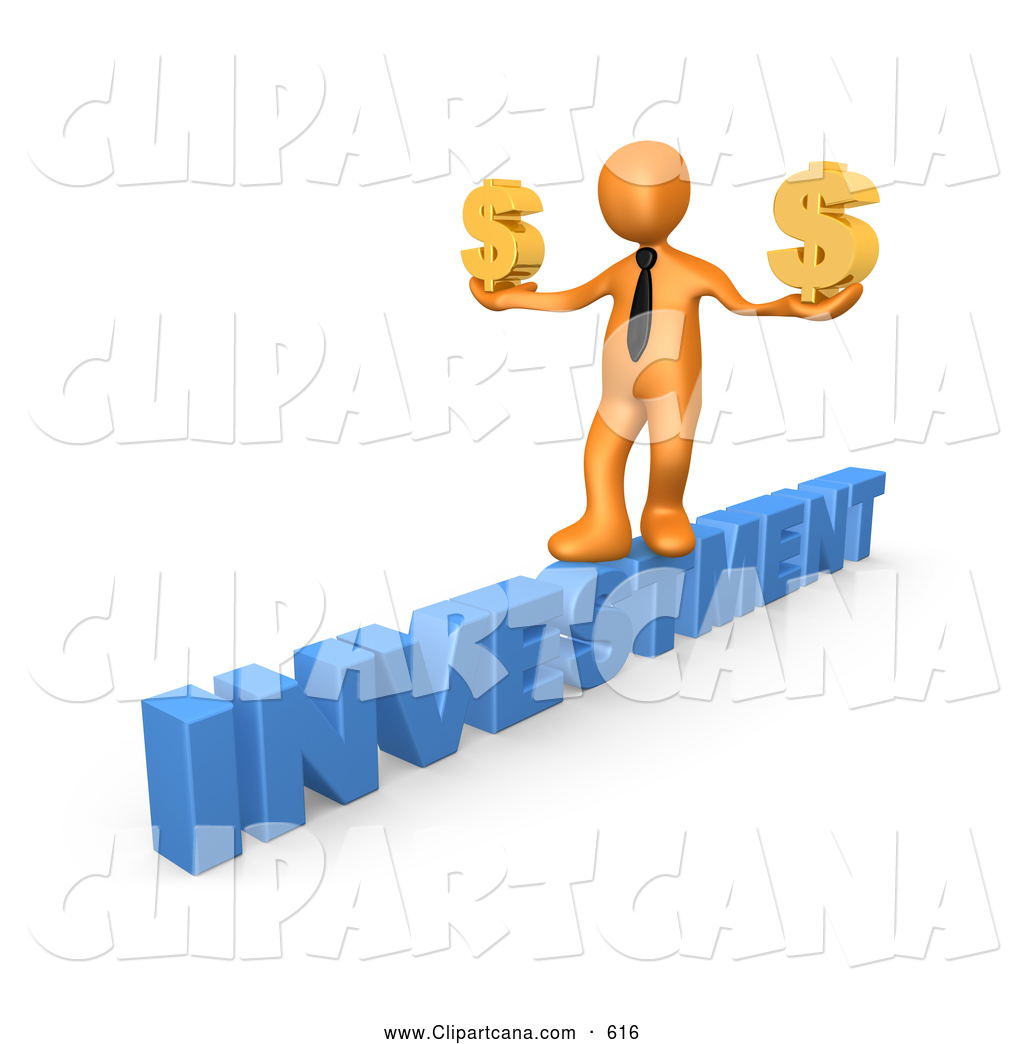 Stock Investment Clip Art – Cliparts