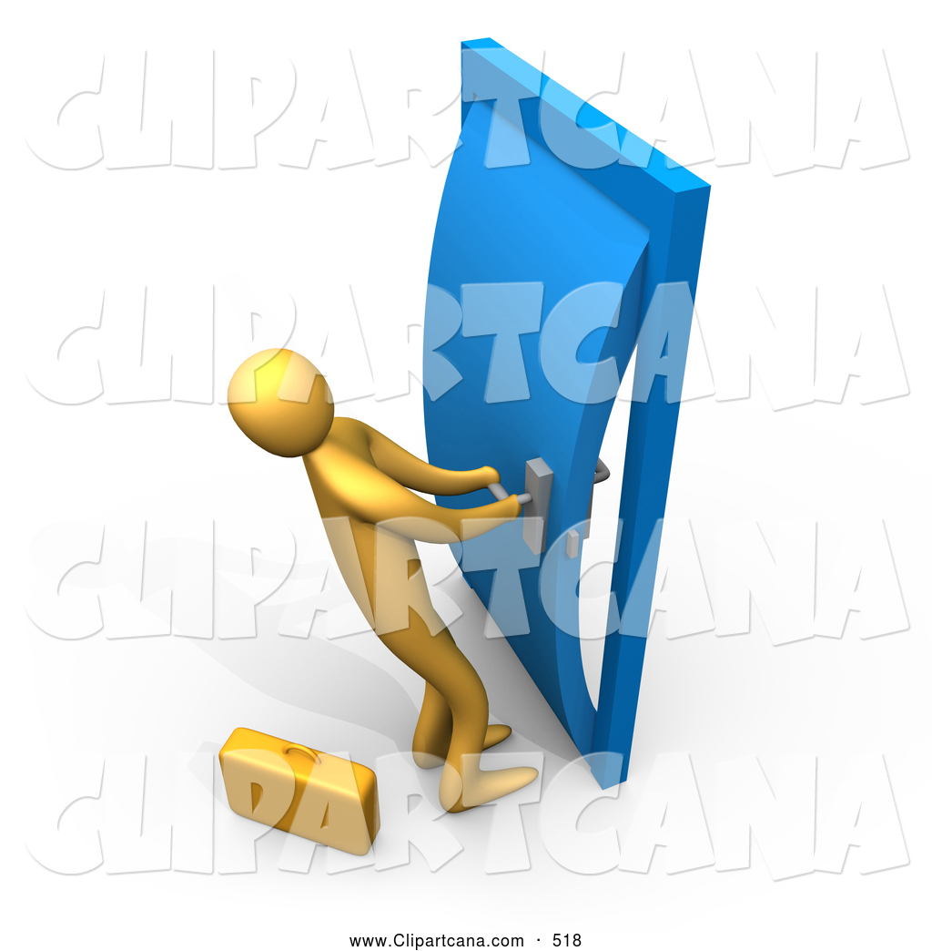 Clip Art of NA Orange Person by a Briefcase Struggling to Open a Stuck or  sc 1 st  Royalty Free Stock Illustrations Clipart and Vector Graphics & Clip Art of NA Orange Person by a Briefcase Struggling to Open a ... pezcame.com