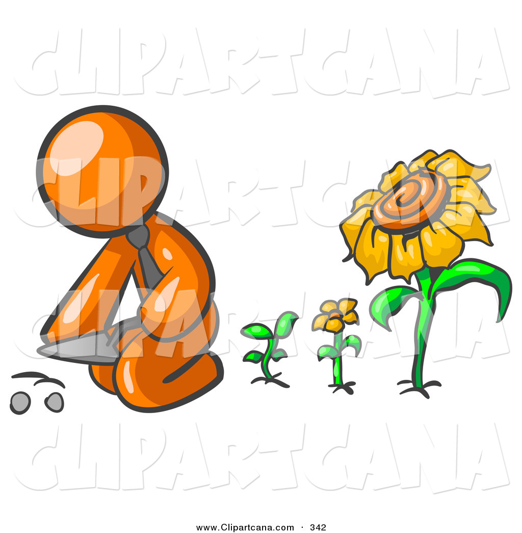 Plant Seed Clipart