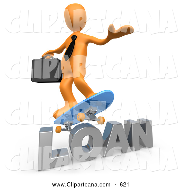 Business Man Clip Art